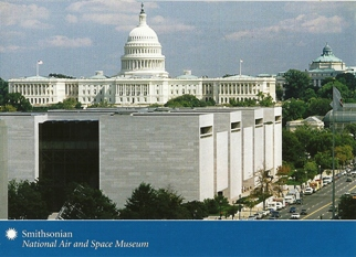 20x Postcard The National Air and Space Museum